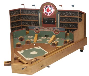 red sox fenway park pinball machine